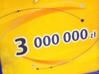 3 000 000 w lotto