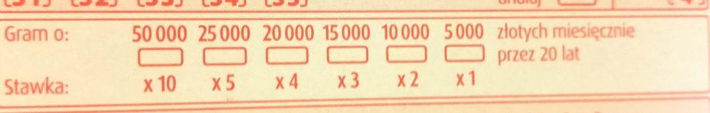 50 000 w Ekstra Pensji